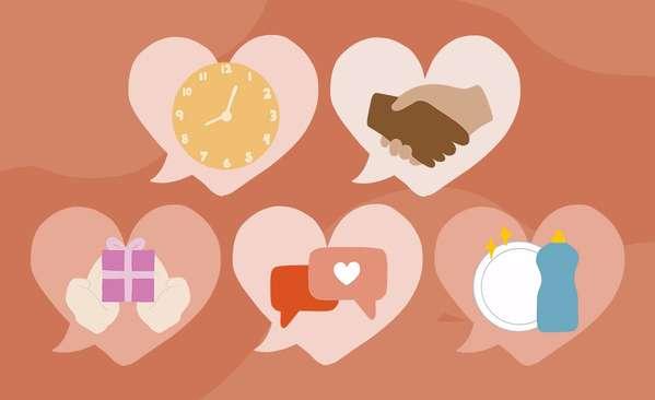 爱的五种语言:你最需要哪种爱?